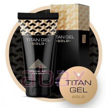 Titan Gel Gold Penis Bakım Kremi