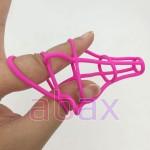Realistik Kafes Tipi Penis Halkası Slicone Sleeve