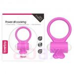 Penis Yüzüğü Love Ring Pink
